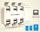 Мощное портативное зарядное устройство BlitzWolf BW-S4 на 6 портов 50 Вт, фото 4