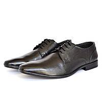 Туфли мужские черные Pier One размер 43 ce24125e22df2