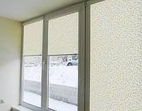 Рулонные шторы для окон на заказ.