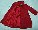 Пальто для девочки розовое (QuadriFoglio, Польша), фото 6