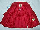 Пальто для девочки розовое (QuadriFoglio, Польша), фото 7