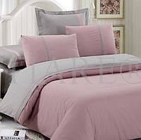 Комплект постельного белья сатин люкс Tiare евроразмер , фото 1