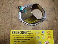 Накладка хромированая противотуманной фары (левая) Geely MK2 Cross, Джили МК2 Крос