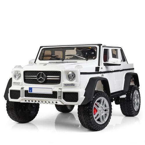 Электромобиль Джип  M 4000EBLR-1 белый