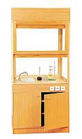 Шкаф демонстрационный вытяжной для кабинета химии (80455)