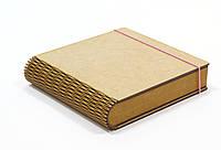 Шкатулка-книга на резинке с 9 отделениями, заготовка, фото 1