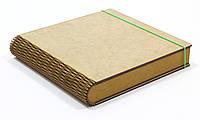 Шкатулка-книга на резинке с 9 отделениями XL, заготовка, фото 1