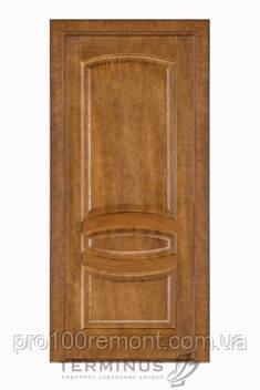 Двери Terminus Classic модель №06 ПГ/ПО (дуб темный,ясень белый емаль,ясень Crema)