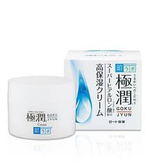 Гиалуроновый крем Hada Labo Gokujyun Hydrating Cream