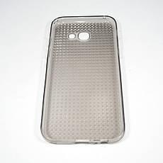 Чехол TPU Diamond Shine Samsung Galaxy A520 black, фото 2