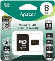 Карта памяти Apacer 8 Gb Class 4