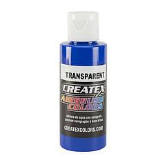 AB Transparent Ultramarine Blue (прозрачная ультрамариновая синяя краска), 60 мл