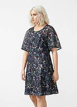 Женское платье мини Mango размер L (RU 50-52) женские платья