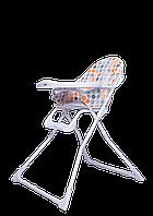 Дитячий універсальний стільчик для годування Bugs Smart - Помаранчевий, фото 1