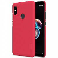 Пластиковый чехол Nillkin Matte для Xiaomi Redmi Note 5 Pro / Note 5 (DC), фото 1