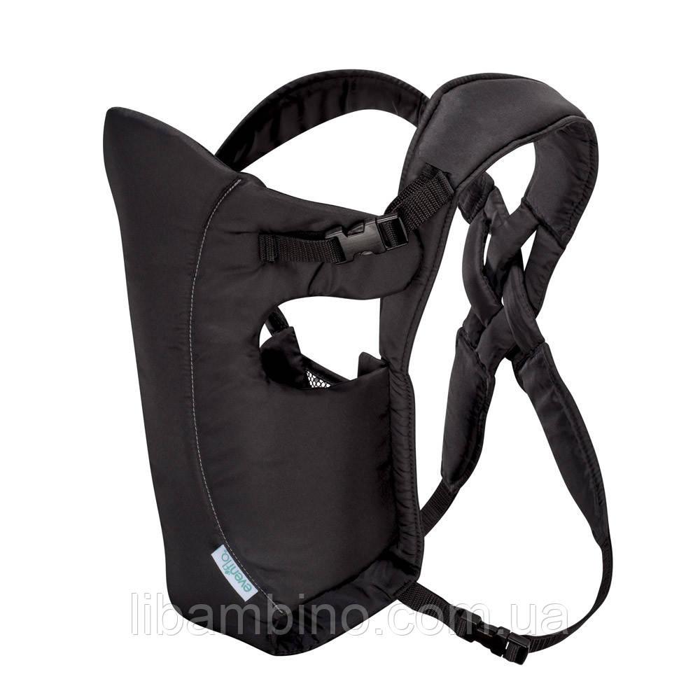 Дитячий універсальний рюкзак-кенгуру Evenflo Infant колір -  Creamsicle