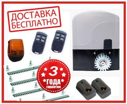 GANT IZ-1200 KIT. Комплект автоматики для откатных ворот.
