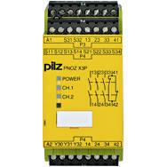 777310 Реле безпеки PILZ PNOZ X3P 24VDC 24VAC 3n/o 1n/c 1so, фото 2
