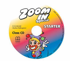 Zoom in Special Starter Class Audio CD