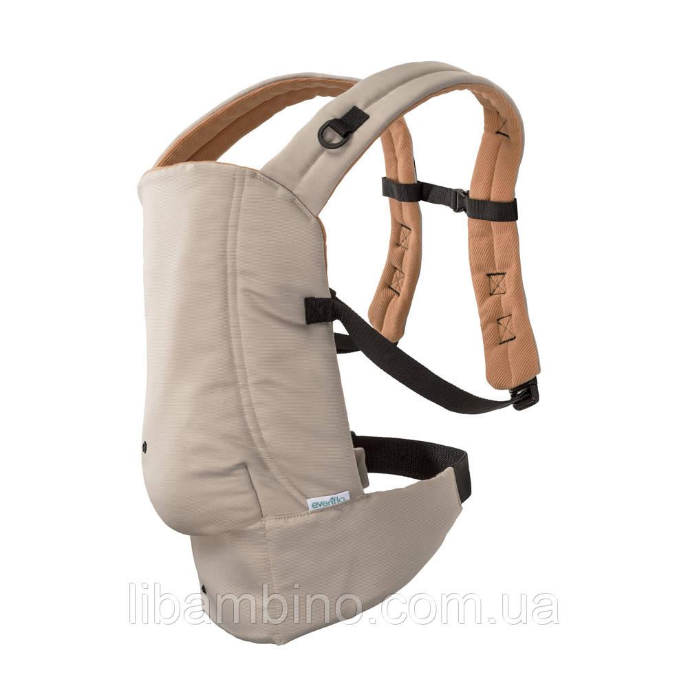 Дитячий універсальний рюкзак-кенгуру Natural Fit колір -  Khaki orange