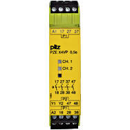 777581 Реле безпеки PILZ PZE X4VP 0,5/24VDC 4n/o fix, фото 2