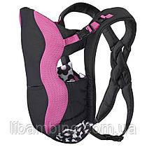 Дитячий універсальний рюкзак-кенгуру  Breathable колір -  Marianna