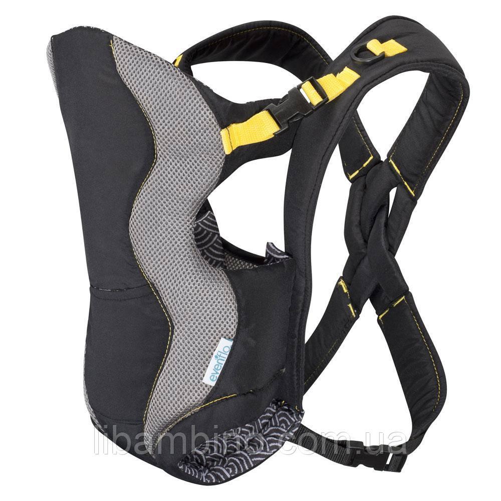 Дитячий універсальний рюкзак-кенгуру  Breathable колір -  Koi