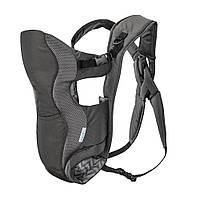 Дитячий універсальний рюкзак-кенгуру  Breathable колір -  Grey Chevron, фото 1