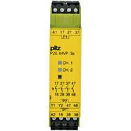 777583 Реле безпеки PILZ PZE X4VP 3/24VDC 4n/o fix , фото 2