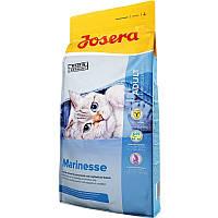 Josera Marinesse Гипоаллергенный сухой корм для кошек с лососем и рисом 2 кг