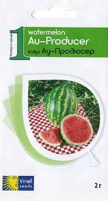 Семена арбуза Ау Продюсер 2 г, Империя семян, фото 2