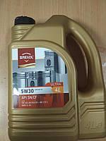 Синтетическое моторное масло BREXOL ULTRA 5W30 SN/CF 4л. - производства Великобритании