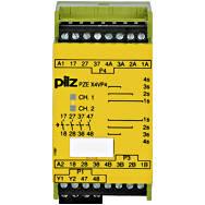 777586 Реле безпеки PILZ PZE X4VP4 24VDC 4n/o , фото 2