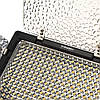 Постоянный накамерный свет, LED панель Yongnuo YN-600L II (bi-color) с bluetooth управлением через телефон., фото 2