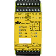 777764 Реле безпеки PILZ PNOZ X8P 110VAC 3n/o 2n/c 2so