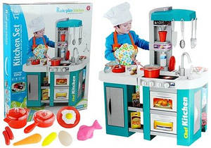 Детская кухня аналог ( Tefal Studio XL Smoby) Свет. Звук.Вода