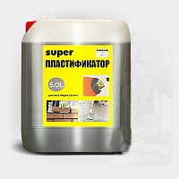 Суперпластификатор Ispolin для всех видов бетона (5 л)