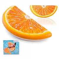 Матрас 58763, Долька апельсина, 178-85см, ремкомплект, в кор-ке,