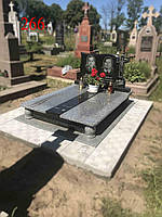 Двойной памятник из покостовки, фото 1