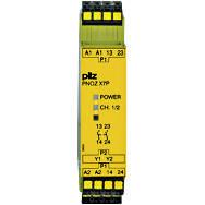 787053 Реле безпеки PILZ PNOZ X7P C 110-120VAC 2n/o, фото 2