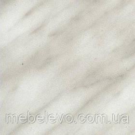 Столешница Мрамор Каррара глянец 28мм L Мебель Сервис
