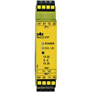 787059 Реле безпеки PILZ PNOZ X7P C 24VAC/DC 2n/o, фото 2