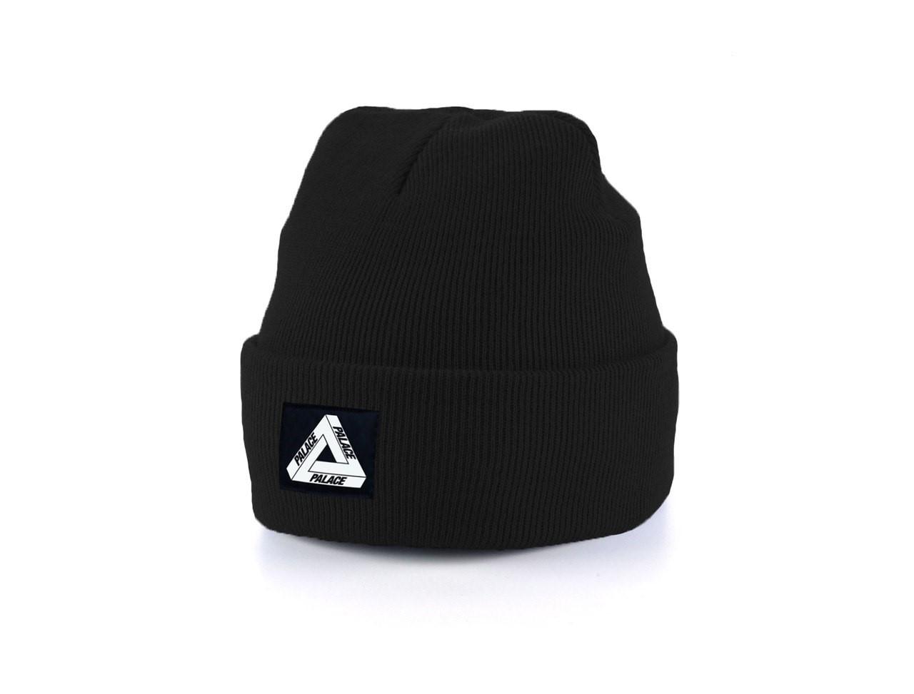 Мужская теплая шапка Palace универсальный размер