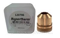 Hypertherm 120786 Колпак/Retaining Cap 100/200/300/400A - Кислород, 200/400А - Азот оригинал (OEM)