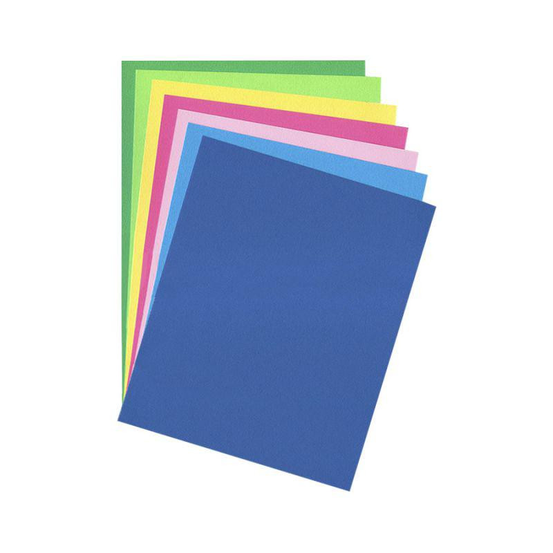 Бумага для дизайна А3 Fabriano Elle Erre 29.7x42см №14 blu 220г/м2 темно синяя две текстуры 80013481