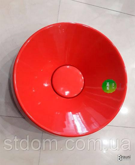 Умивальник на стільницю Newarc Elipso 50 505050R червоний