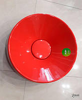 Умивальник на стільницю Newarc Elipso 50 505050R червоний, фото 1