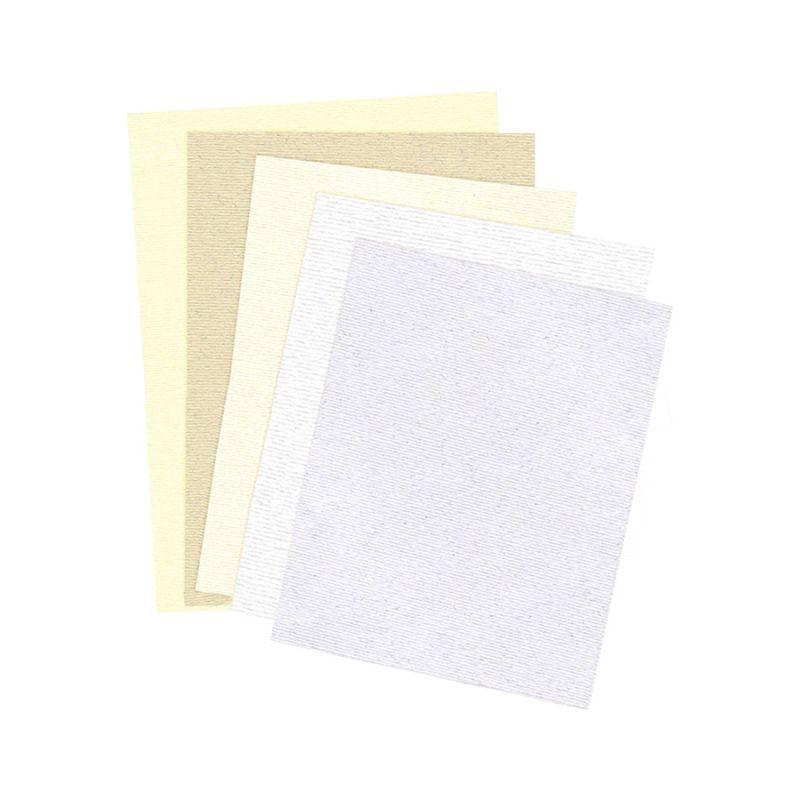 Бумага для пастели B2 50.5x72 см Brizzatto neve белый с ворсинками 160г/м2 среднее зерно 48230649813