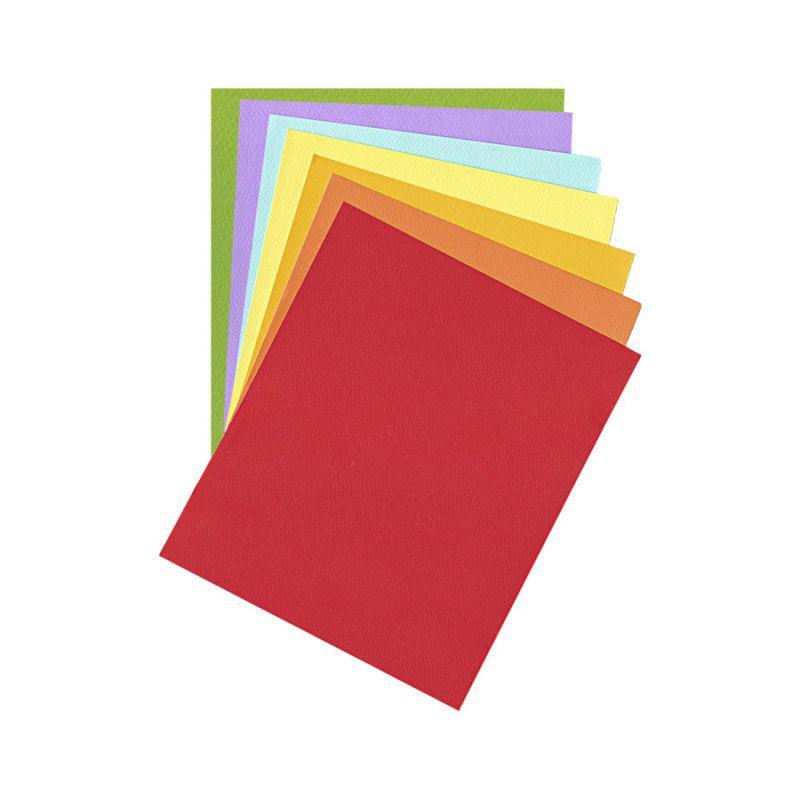 Бумага для пастели B2 Fabriano Tiziano 50x70см №41 rosso fuoco 160г/м2 красная среднее зерно 8001348
