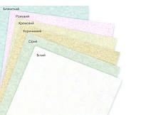 Бумага для рисунка B2 Fabriano Carrara с мраморным эффектом 50х70см 175г/м2 голубой 8001348177838